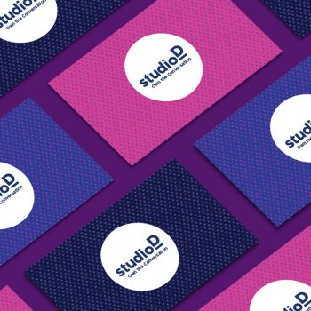 studioD: Business Cards