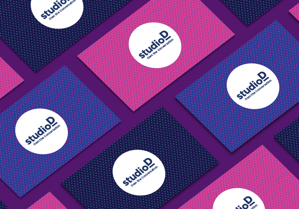 studioD: Business Cards