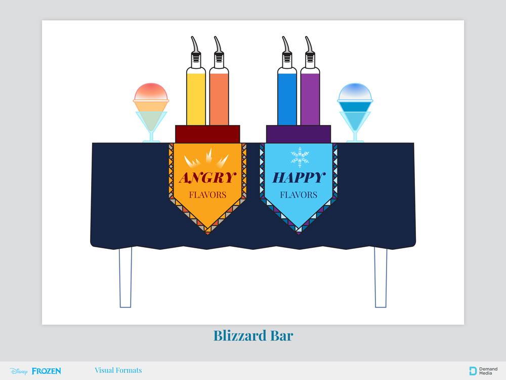 Blizzard bar concept
