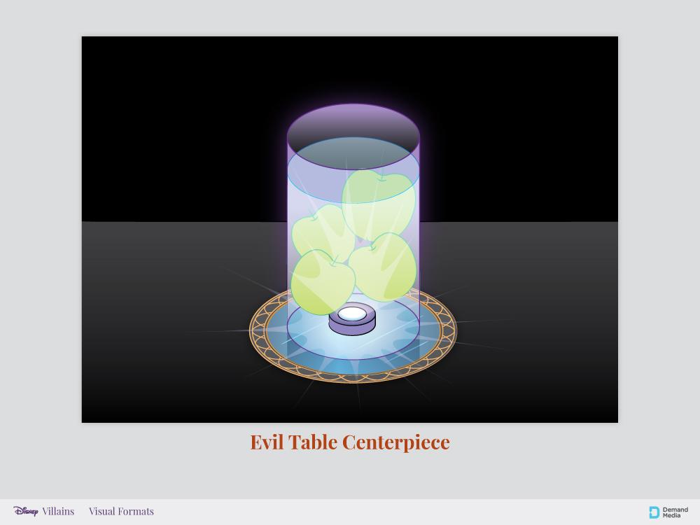 Evil Centerpiece concept