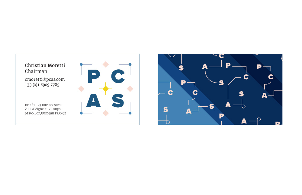 PCAS: Business Card