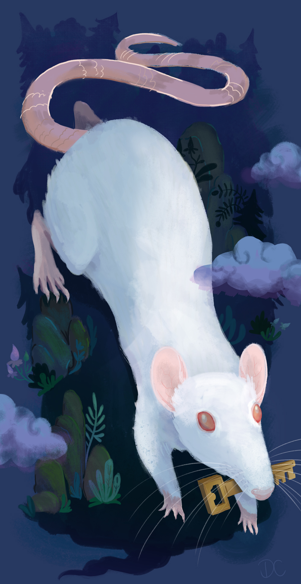 Tale of the White Rat Dragon