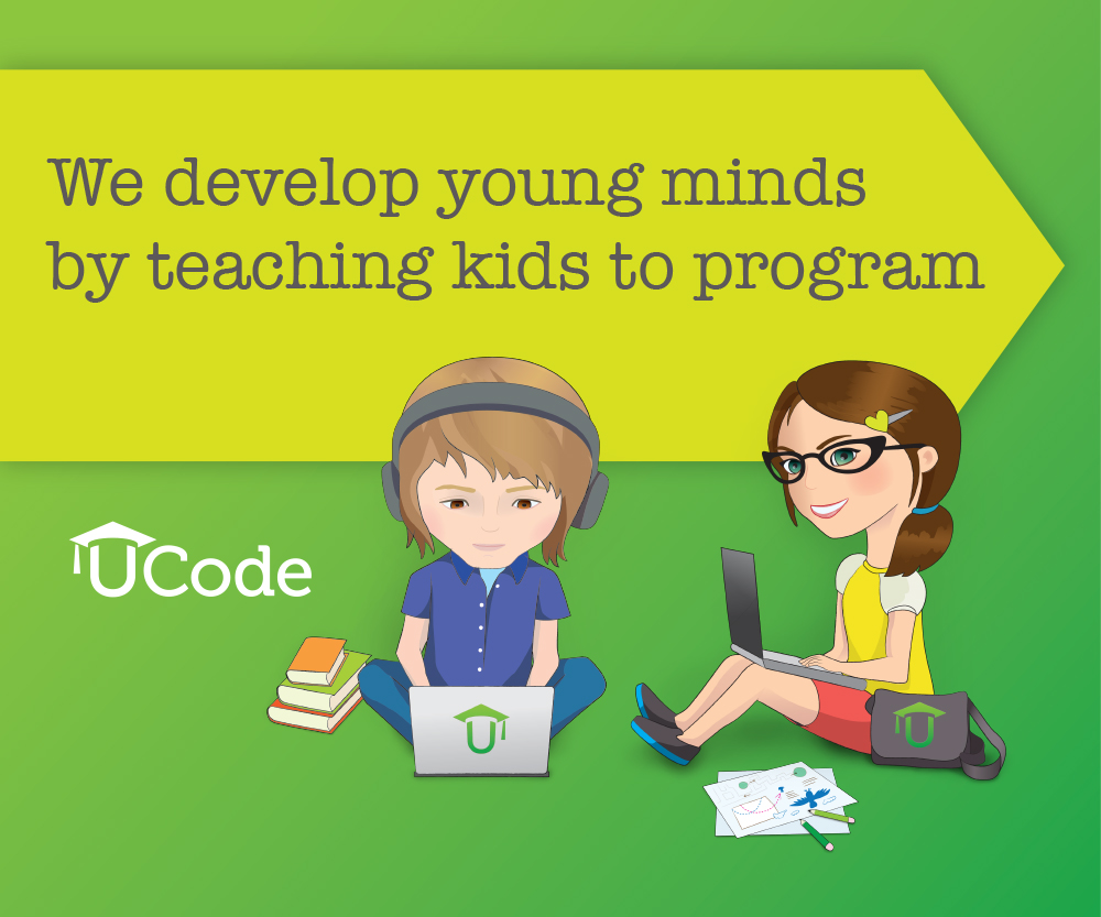 UCode teaches kids to program
