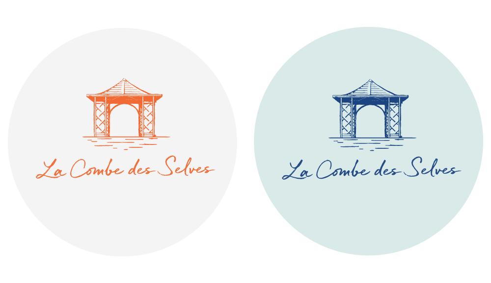 La Combe des Selves: Stickers