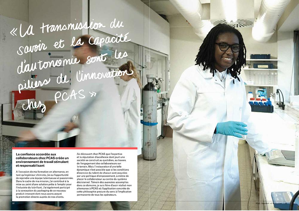 PCAS: Scientist