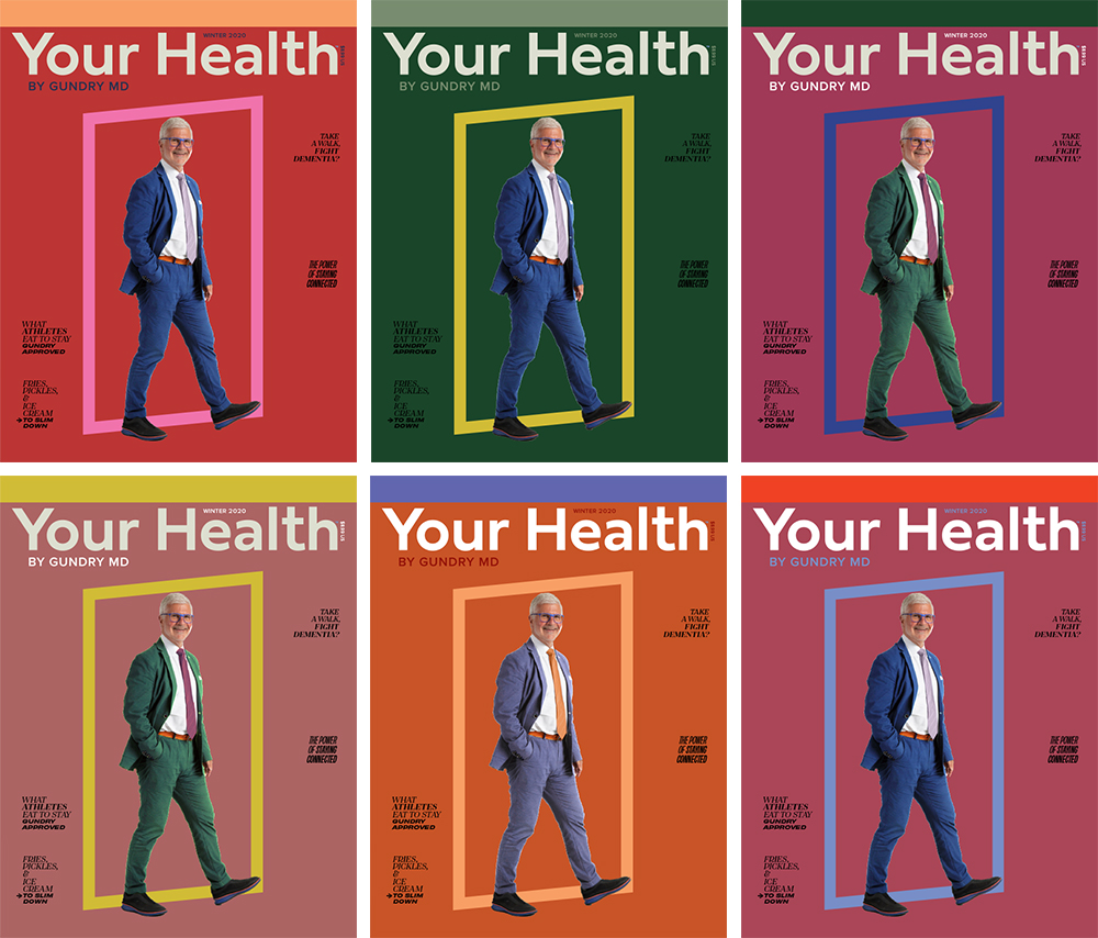 Your Health: Issue 7 colors
