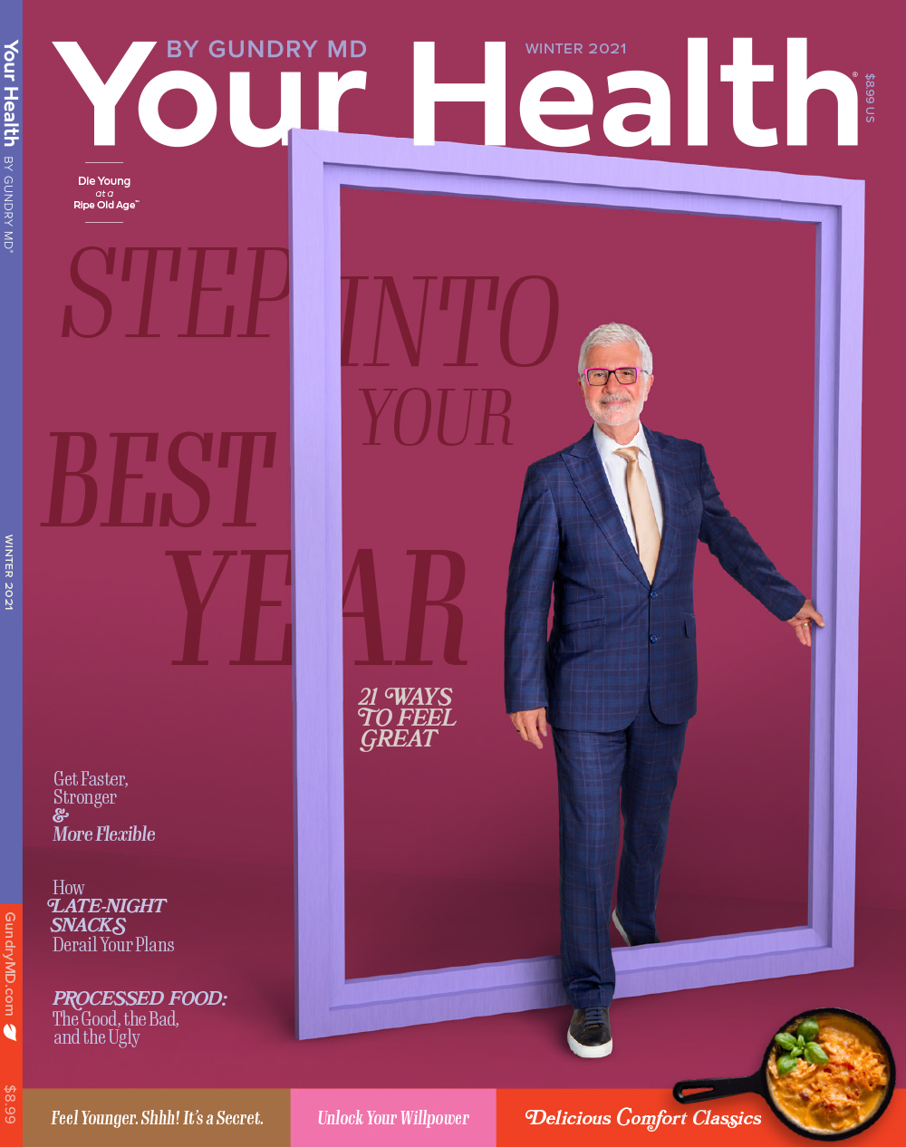 Your Health: Issue 7 Final Cover